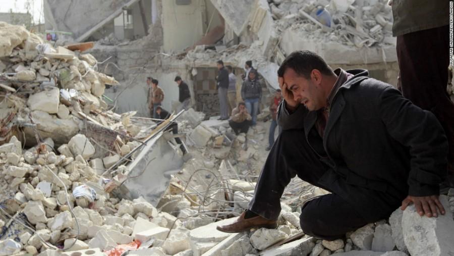 syria s civil war explained